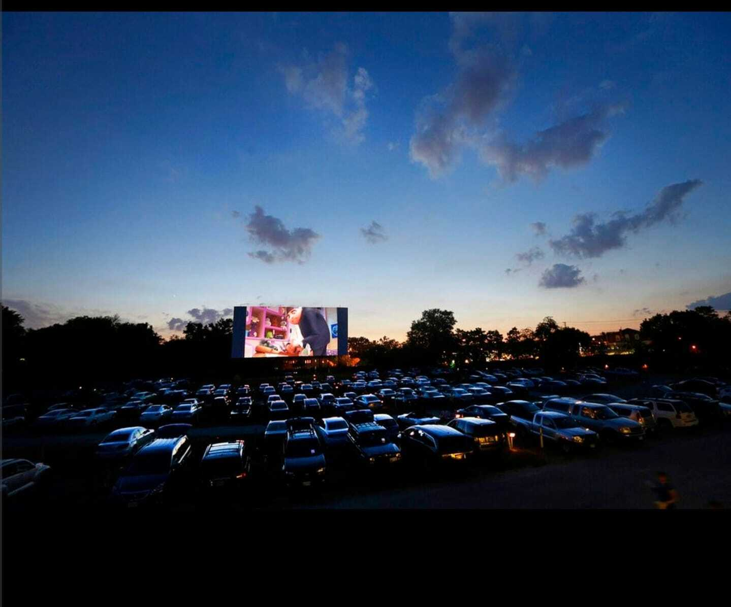 Drive in theaters in Jamaica