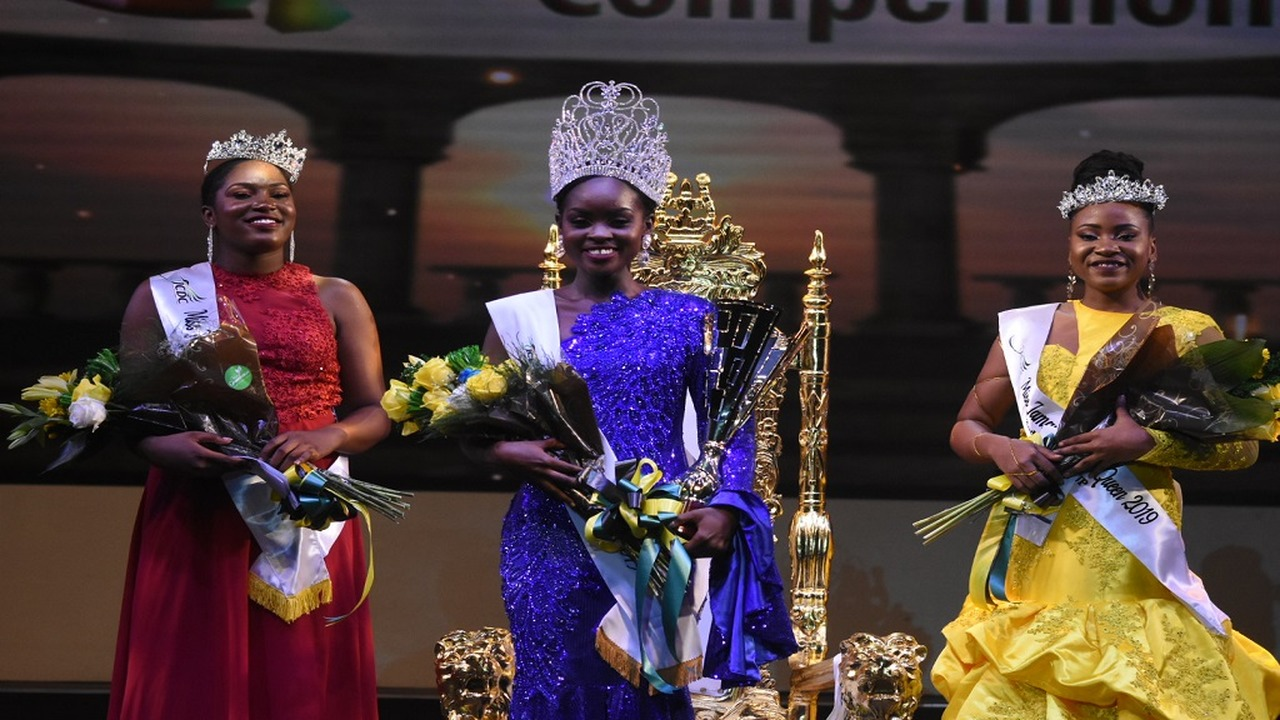Khamara Wright Wins 2019 Festival Queen