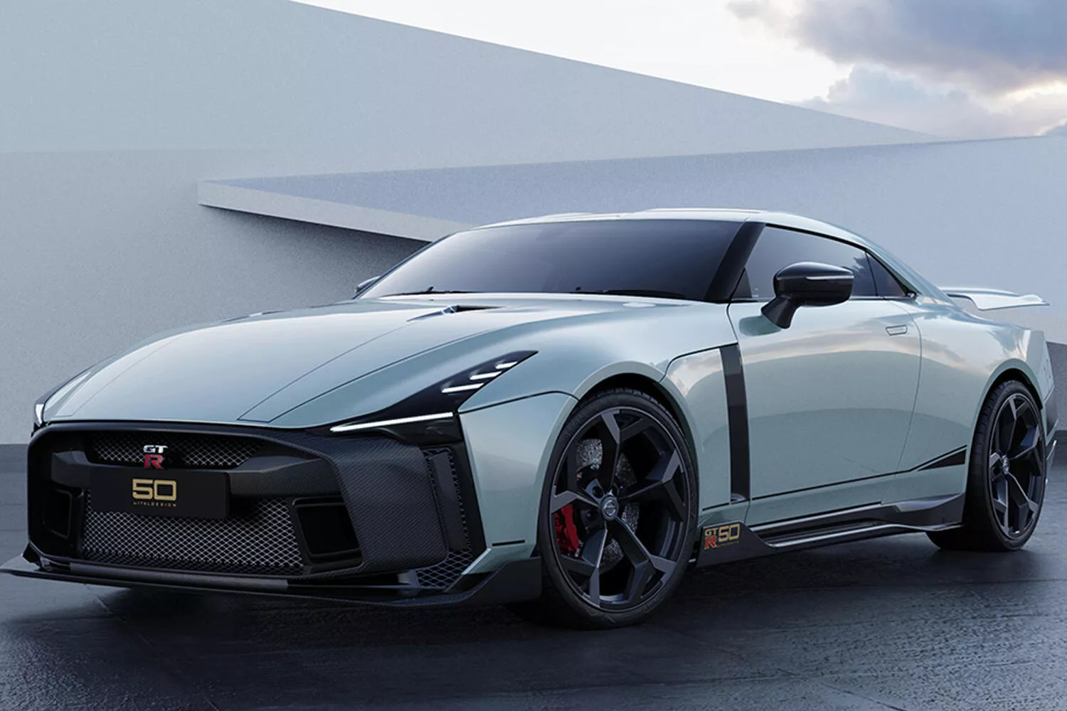 Nissan GT-R50 cars set for delivery in 2020