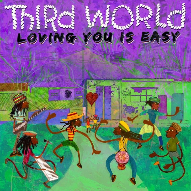 Reggae Ambassadors THIRD WORLD Release New Single
