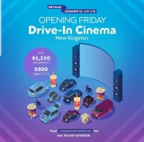 Drive-In Cinema opens in Jamaica