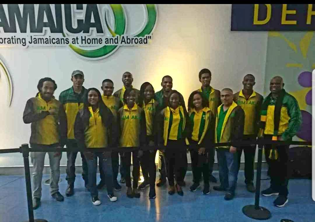 Jamaican Delegation is on its way to the 43rd Chess Olympiad in Batumi, Georgia