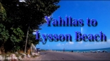 Yahllas to Lyssons Beach in St thomas, Jamaica