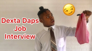 Dexta Daps Job Interview