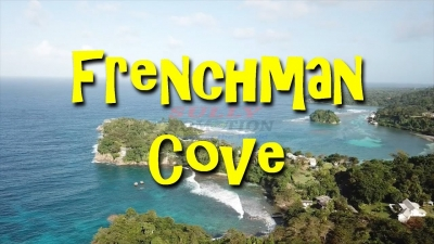 Frenchman Cove in Portland Jamaica