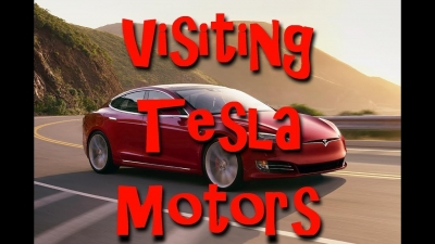 Tesla Motors Usa