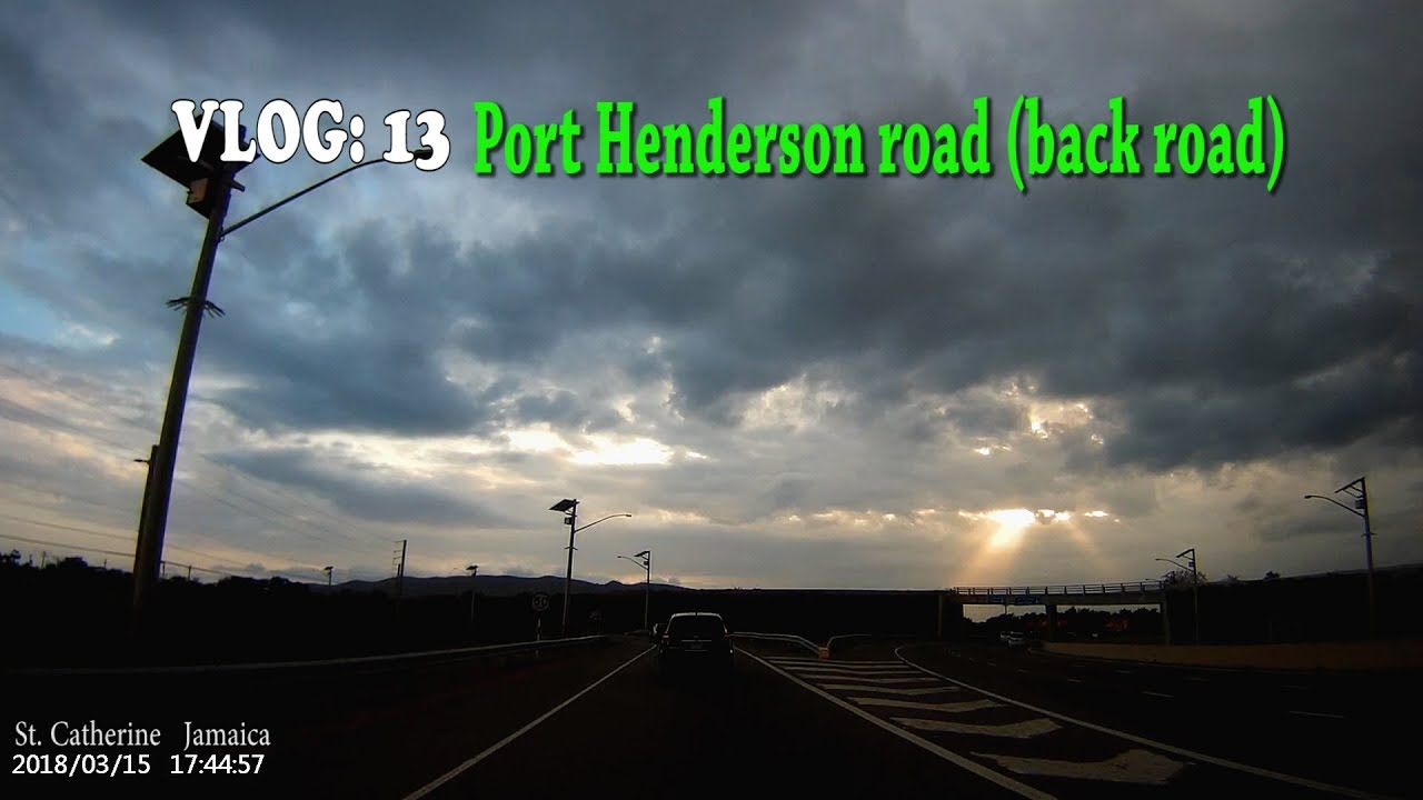 Port Henderson Road, St Catherine