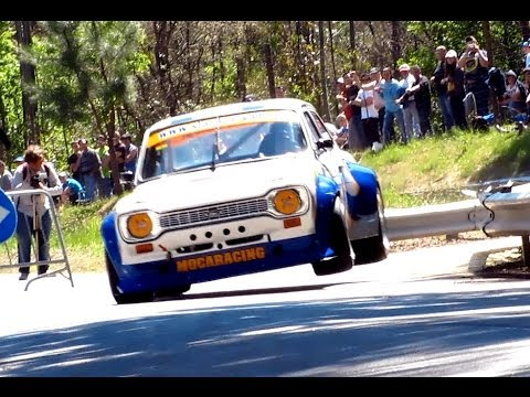 The vintage MK1 Escort is still thrilling fans around the world