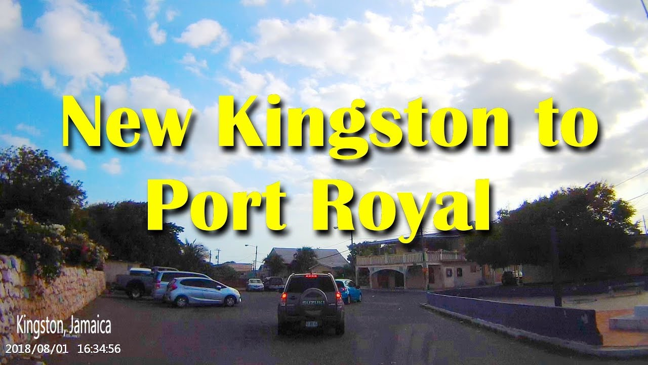 New Kingston to Port Royal