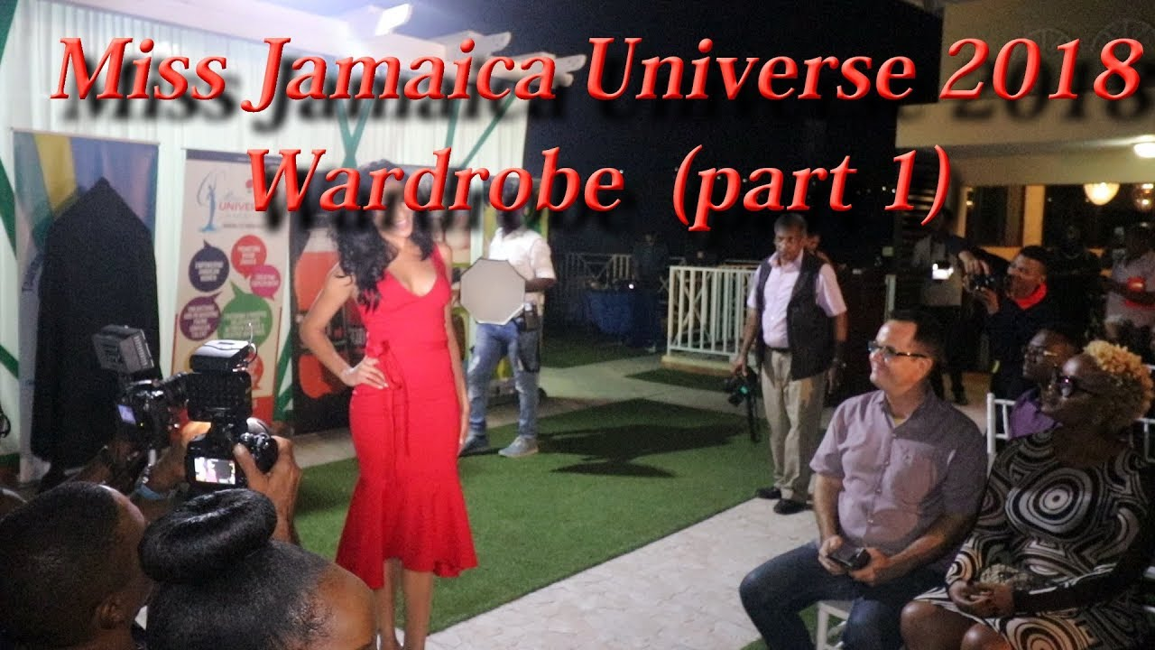 Miss Jamaica Universe Beauty Contest (part 1), Miss Universe Contest