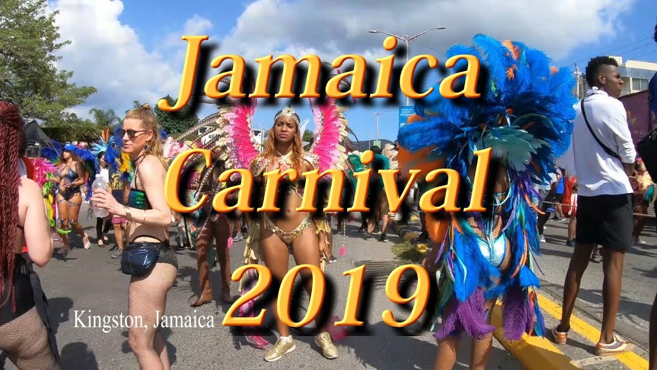Jamaica Carnival 2019 Bacchanal, Xaymaca, Xodus Road March (part2)