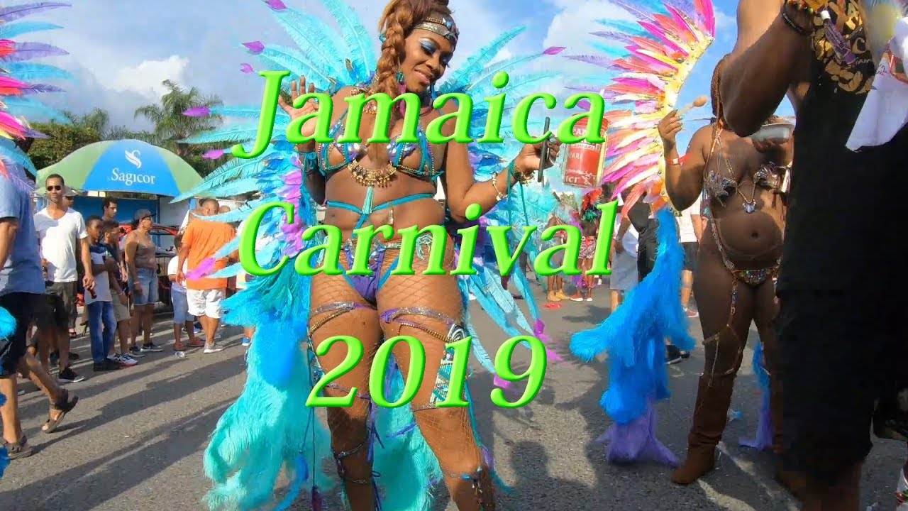 Jamaica Carnival 2019 Bacchanal, Xaymaca, Xodus  Road March (part1)