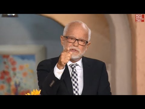 Is the criminal jim bakker an idiot or just senile?