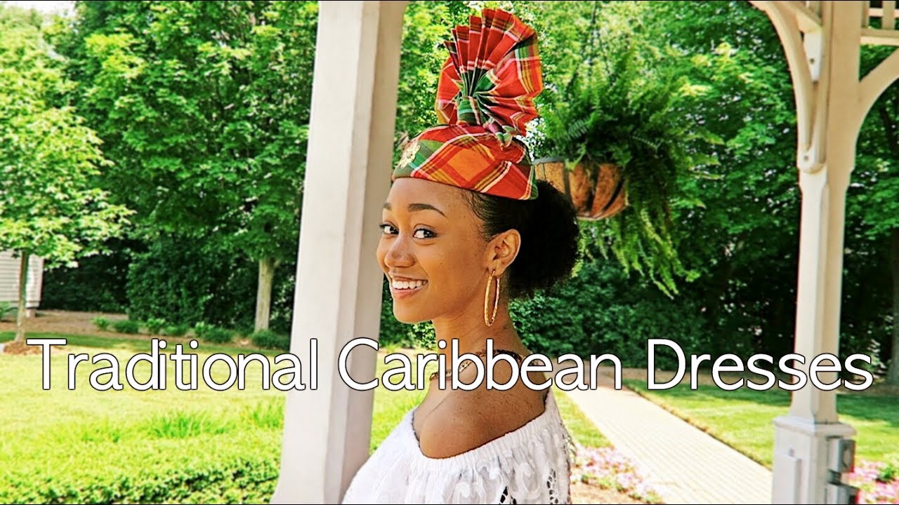 Traditional Dresses of the Caribbean