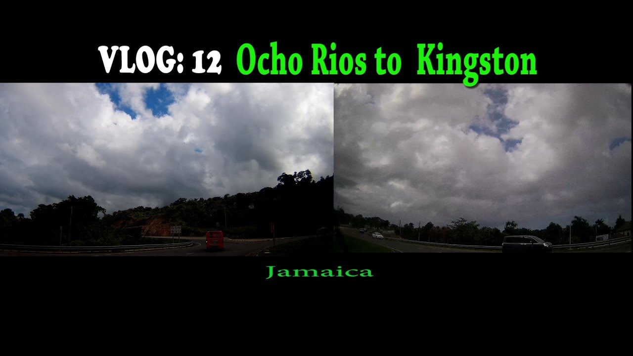 Ocho Rios to Kingston