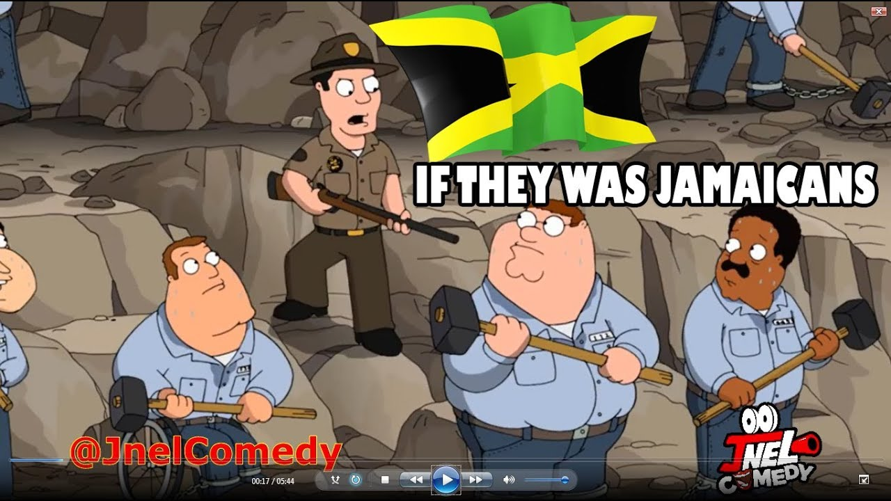 Jamaican Family Guy - Prison Escape